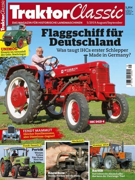 Traktor Classic 05/19