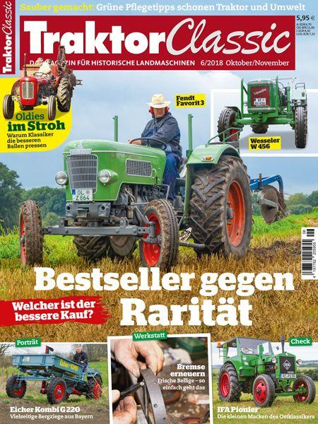 Traktor Classic 06/18