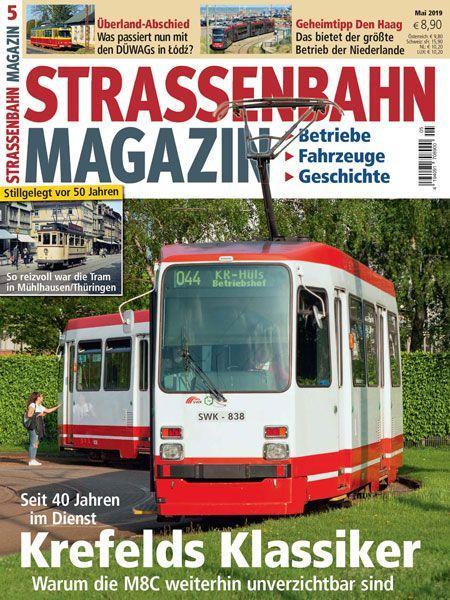 Straßenbahn Magazin 05/19