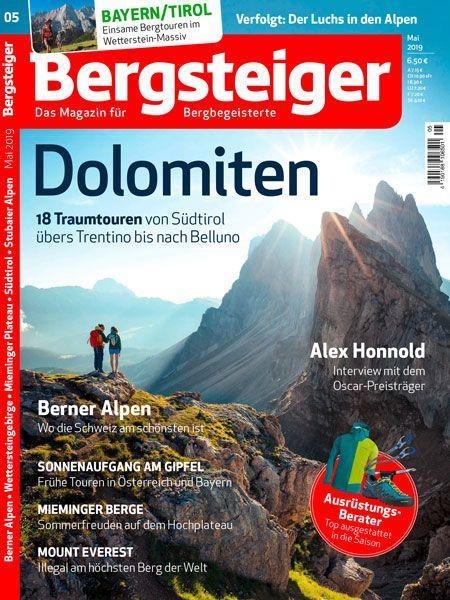 Bergsteiger 05/19