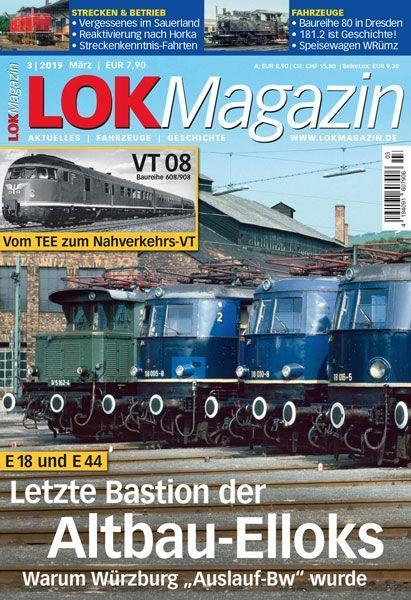 Lok Magazin 03/19