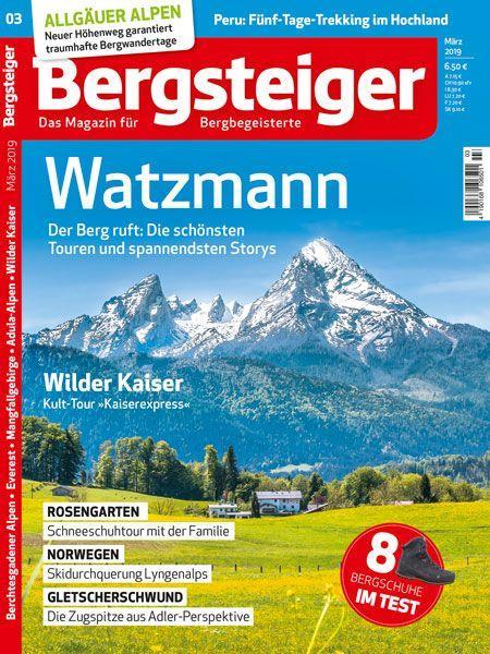 Bergsteiger 03/19