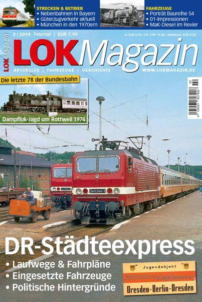 Lok Magazin 02/19