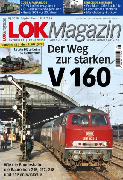 Lok Magazin 09/19