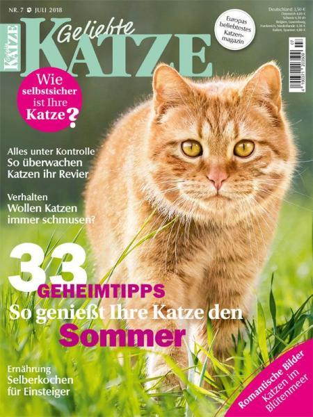 Geliebte Katze 07/18