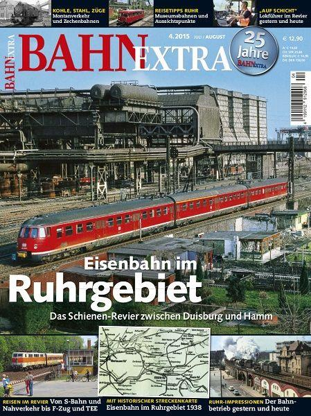 BAHN EXTRA 04/15