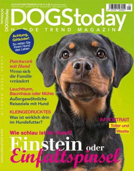 Dogs Today 05/18