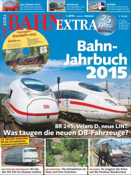 BAHN EXTRA 01/15