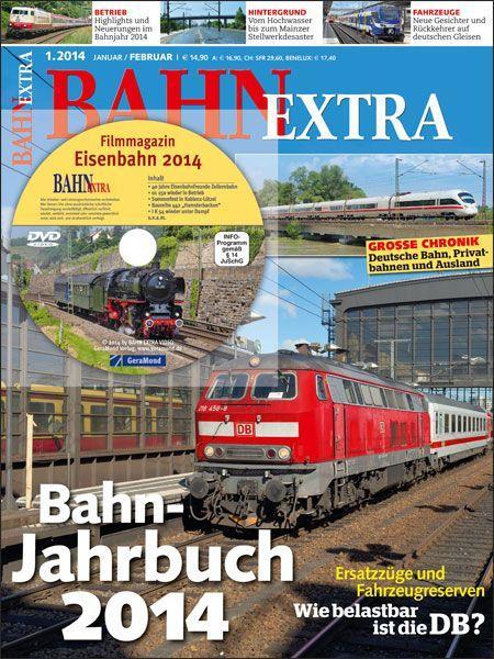BAHN EXTRA 01/14