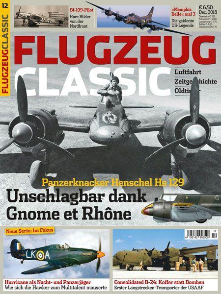 Flugzeug Classic 12/18