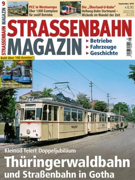 Straßenbahn Magazin 09/19