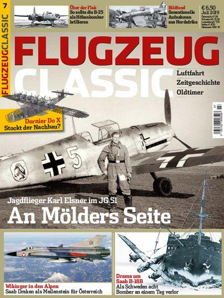 Flugzeug Classic 07/19