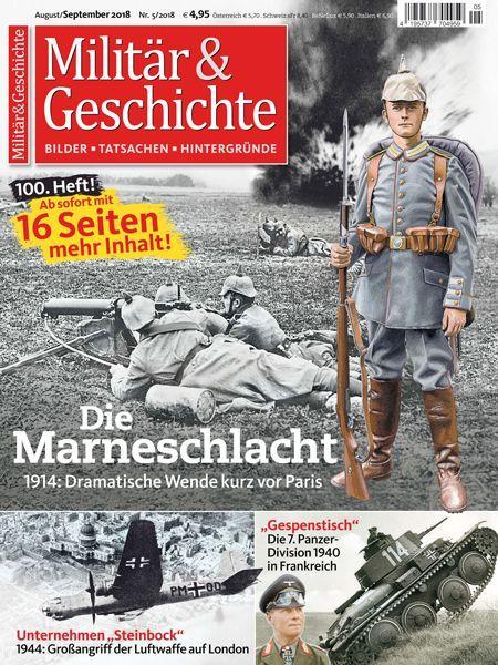 Militär & Geschichte 05/18